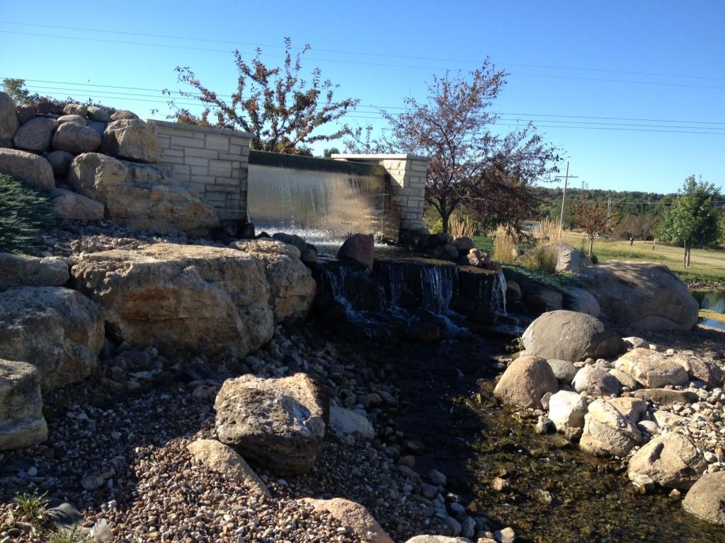 Waterfall in Bertram