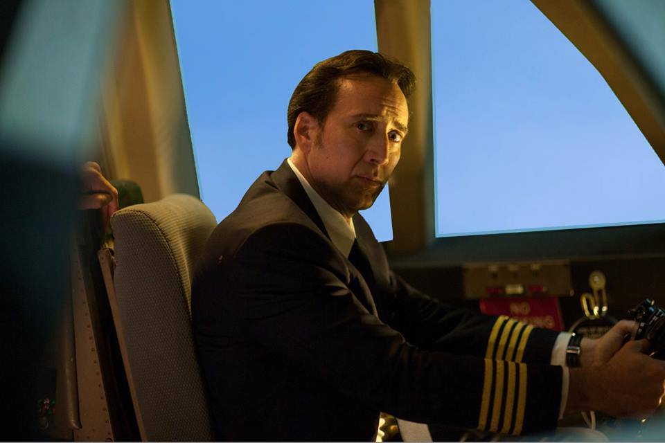 Nicolas Cage in Left Behind