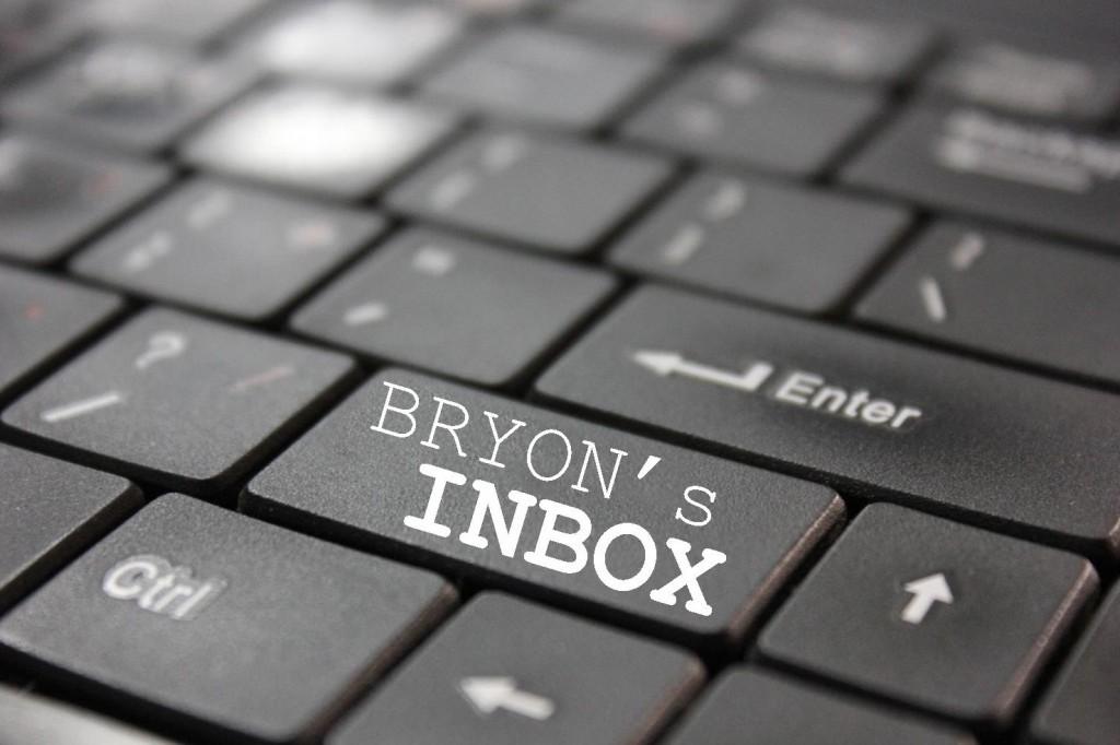 Bryon's Inbox