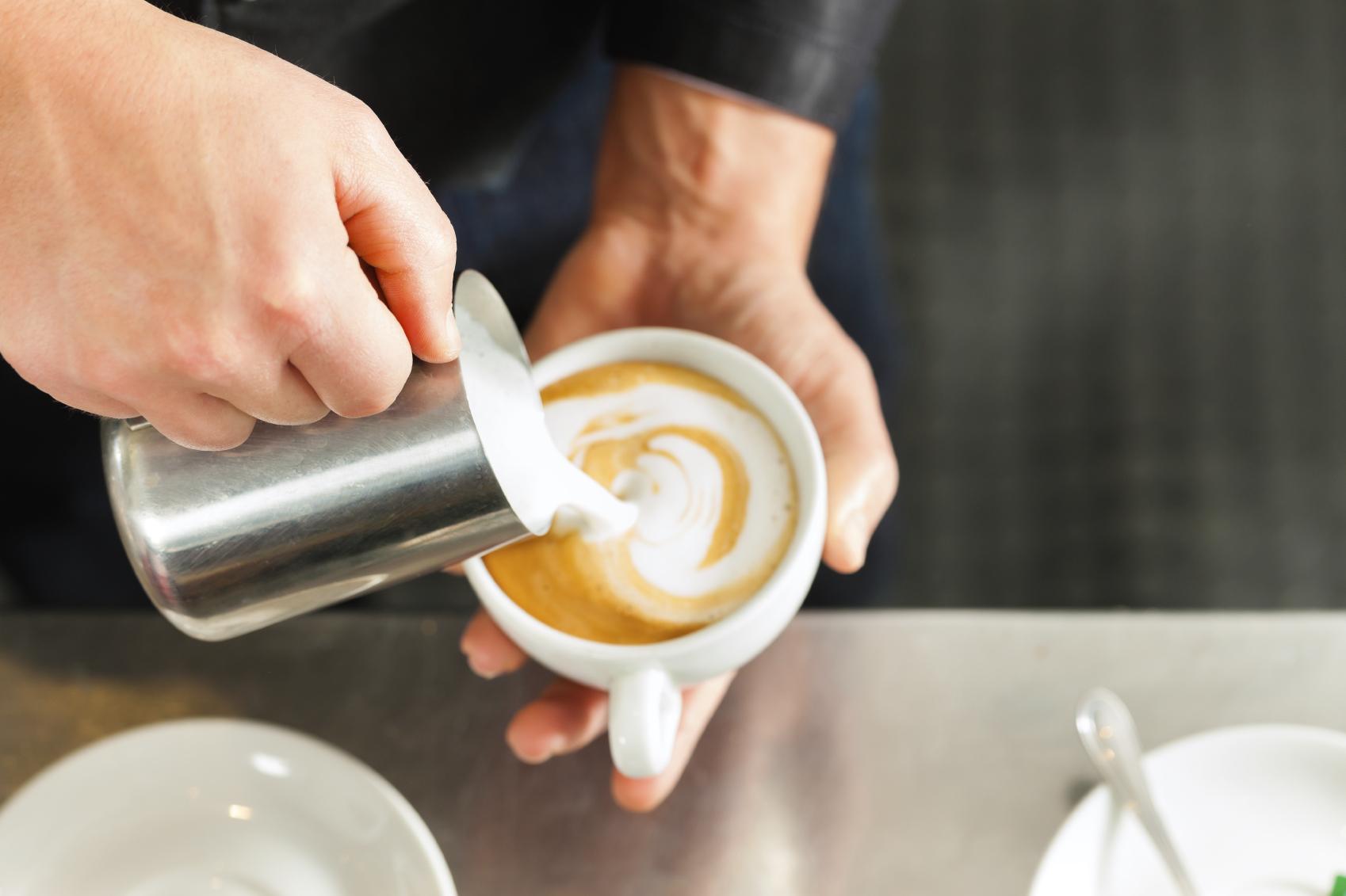Как делать пенку для кофе в домашних условиях