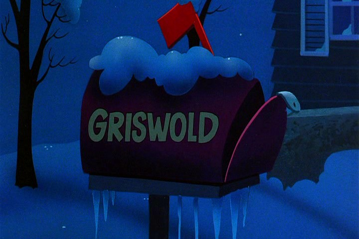 Grizwold Mailbox