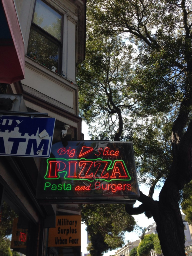 Paying it Forward with Pizza