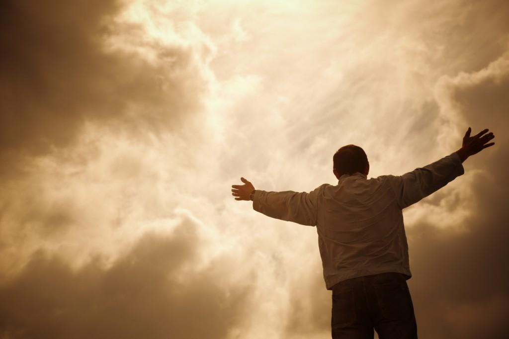 prayers to the heavens