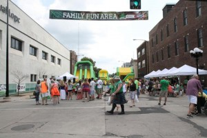 Irish Fest in Iowa