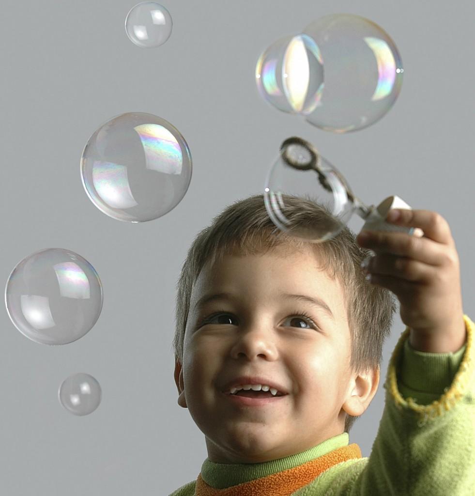 Bubble adjust