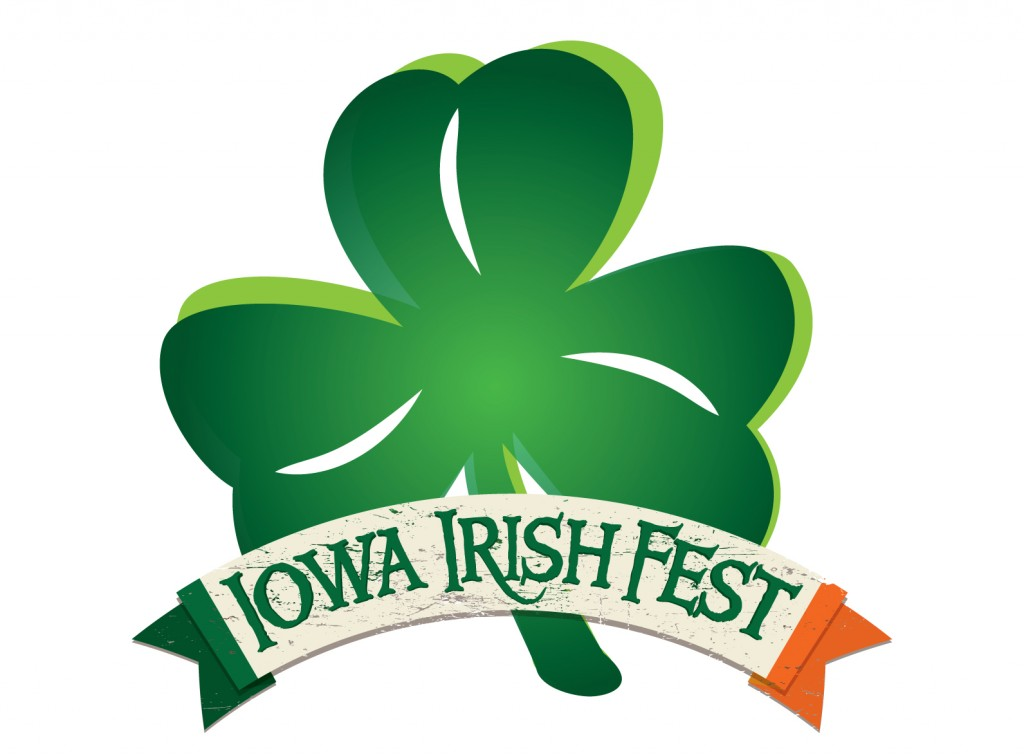 Iowa Irish Fest Logo