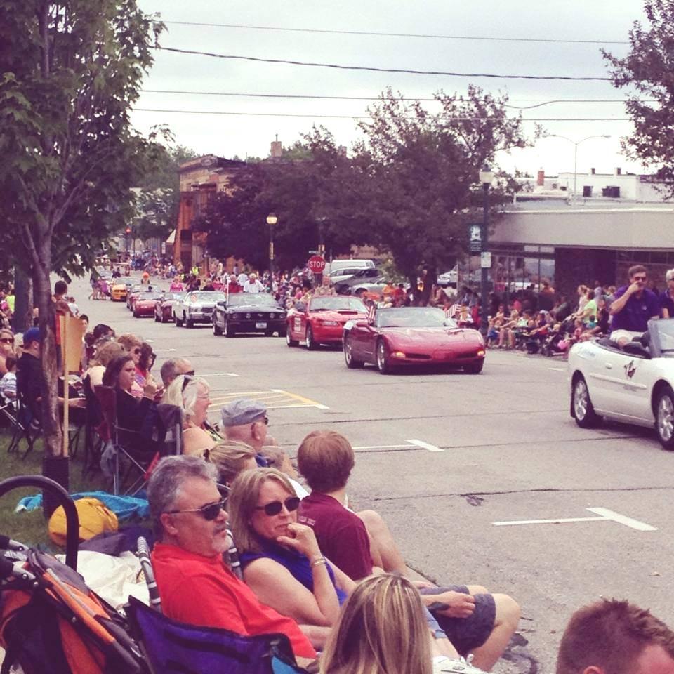 Sturgis Falls Parade