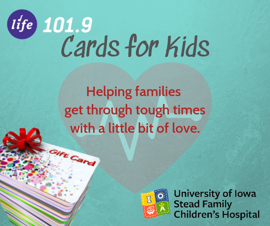 Cards for Kids 2019